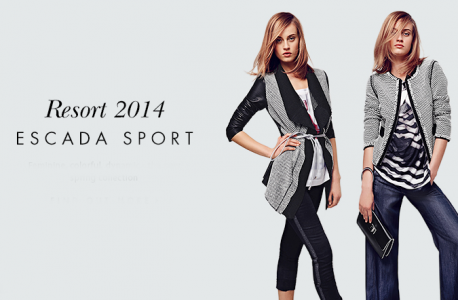ESCADA SPORT 2014 RESORT kolekcija